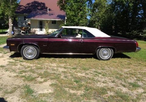 Used 1975 Oldsmobile Delta Eighty Eight For Sale In Macon Ga