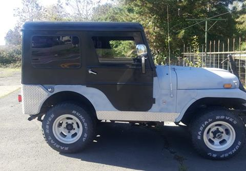 1970 Jeep CJ-5 for sale in Calabasas, CA