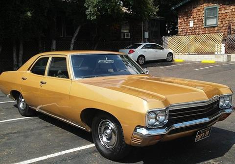 1970 Chevrolet Biscayne for sale in Calabasas, CA