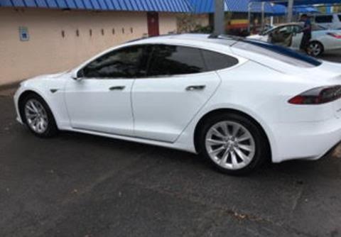 2016 Tesla Model S for sale in Calabasas, CA