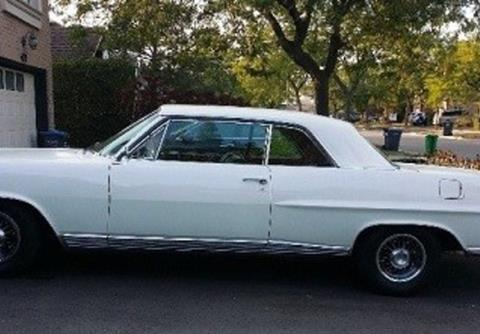 1964 Pontiac Bonneville for sale in Calabasas, CA