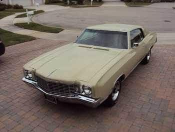 1972 Chevrolet Monte Carlo For Sale In California Carsforsale Com