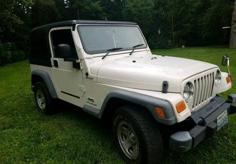 2006 Jeep Wrangler for sale in Calabasas, CA