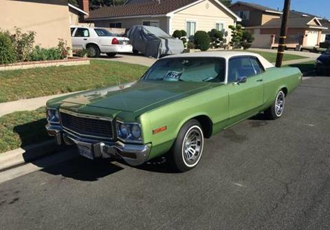 1973 Dodge Polara for sale in Calabasas, CA
