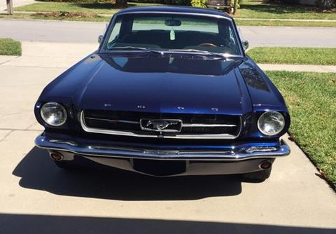 65 Ford Mustang >> 1965 Ford Mustang For Sale In Calabasas Ca