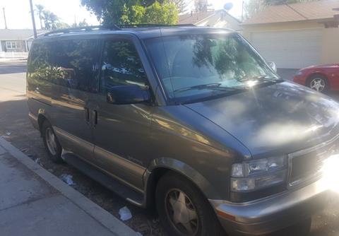 2001 GMC Safari for sale in Calabasas, CA