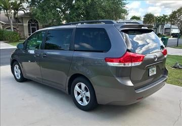 2011 Toyota Sienna for sale in Calabasas, CA