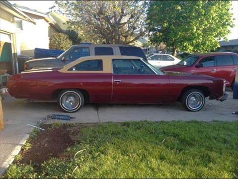 1974 Chevrolet Impala for sale in Calabasas, CA