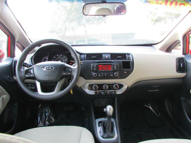 2013 Kia Rio LX 4dr Sedan 6A - Modesto CA