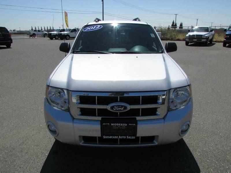 2012 Ford Escape XLT 4dr SUV - Modesto CA