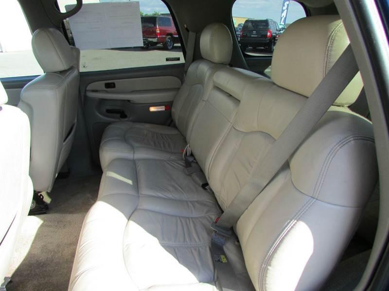 2001 Chevrolet Tahoe LS 4WD 4dr SUV - Modesto CA