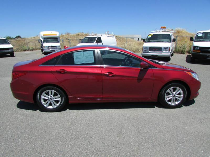 2011 Hyundai Sonata GLS 4dr Sedan - Modesto CA