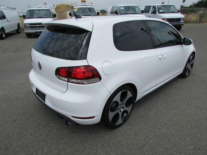 2013 Volkswagen GTI PZEV 2dr Hatchback 6A - Modesto CA