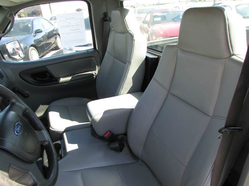 2006 Ford Ranger XL 2dr Regular Cab SB - Modesto CA