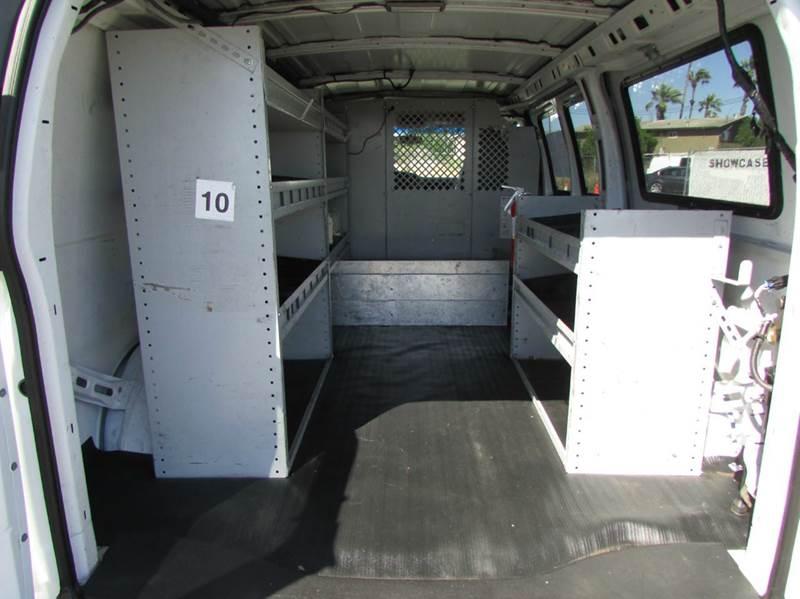2001 GMC Savana Cargo 2500 3dr Van - Modesto CA