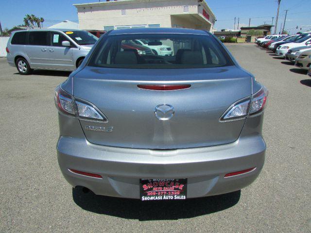 2013 Mazda MAZDA3 i SV 4dr Sedan 5A - Modesto CA