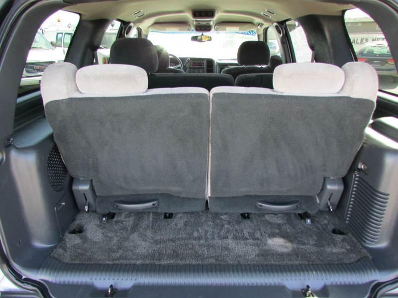 2002 Chevrolet Tahoe 4dr SUV - Modesto CA