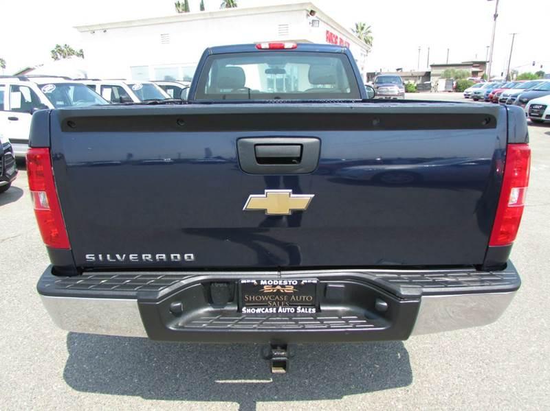 2010 Chevrolet Silverado 1500 Work Truck 4x2 2dr Regular Cab 8 ft. LB - Modesto CA