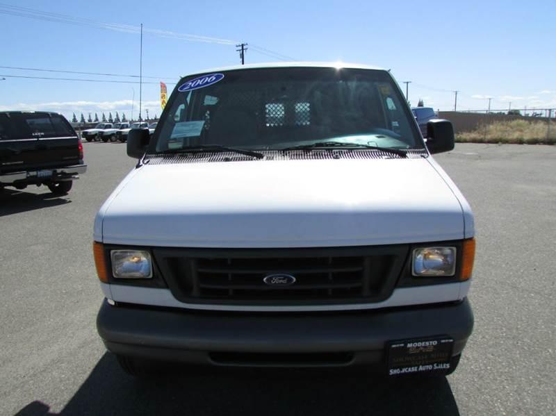2006 Ford E-Series Cargo E-250 3dr Van - Modesto CA