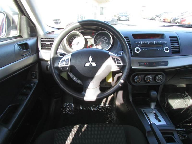 2013 Mitsubishi Lancer ES 4dr Sedan CVT - Modesto CA