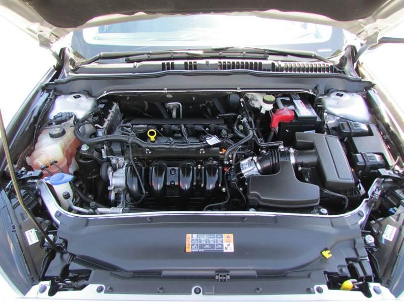2014 Ford Fusion S 4dr Sedan - Modesto CA