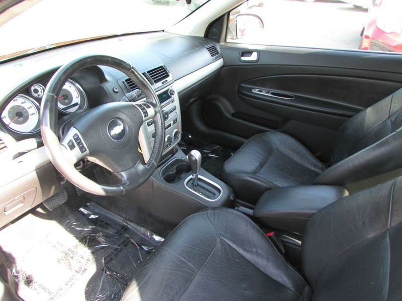 2007 Chevrolet Cobalt LT 2dr Coupe - Modesto CA