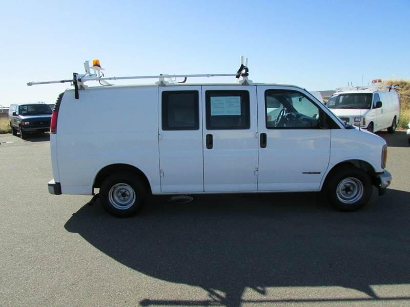 2002 GMC Savana Cargo 1500 3dr Van - Modesto CA