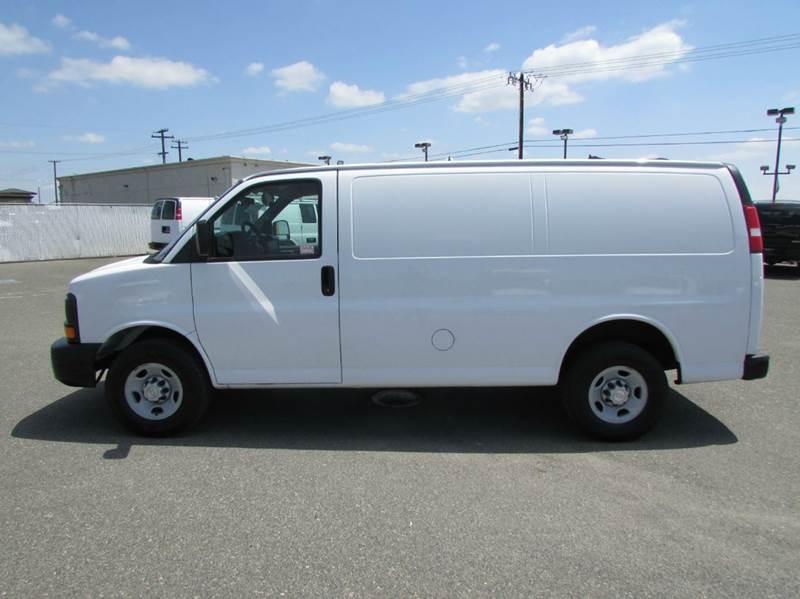 2009 Chevrolet Express Cargo 2500 3dr Cargo Van - Modesto CA