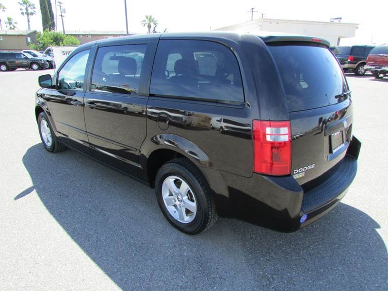2010 Dodge Grand Caravan SE 4dr Mini-Van - Modesto CA