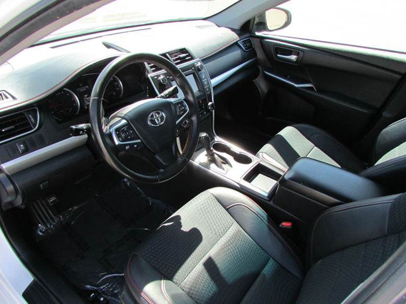 2015 Toyota Camry SE 4dr Sedan - Modesto CA