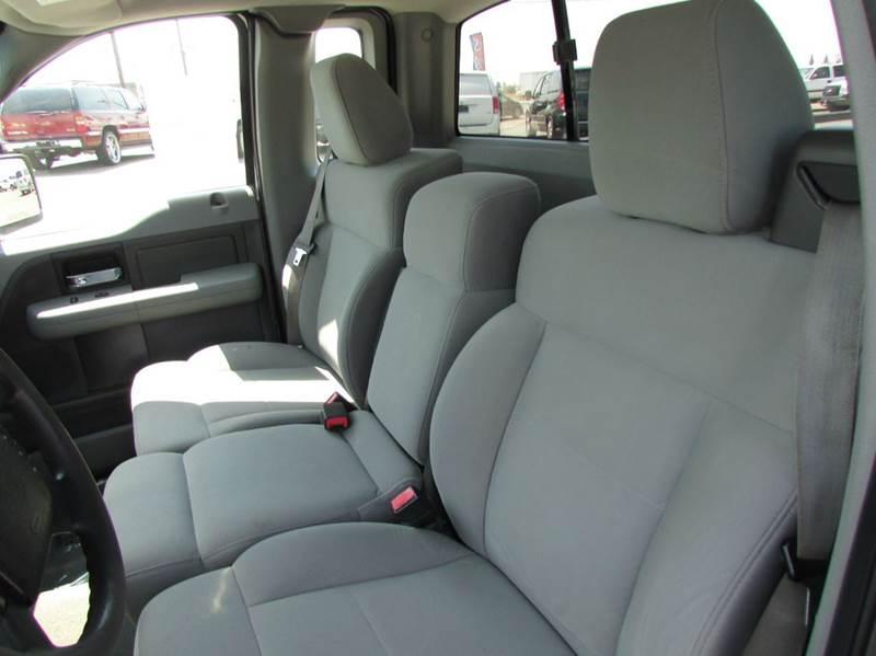 2007 Ford F-150 XL 2dr Regular Cab Styleside 6.5 ft. SB - Modesto CA