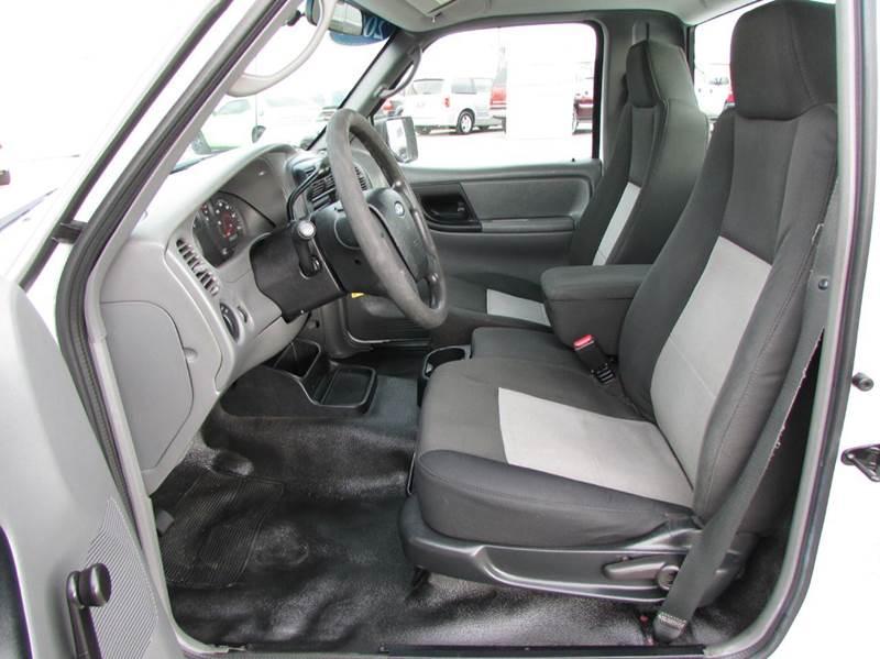 2008 Ford Ranger 4x2 XL 2dr Regular Cab SB - Modesto CA