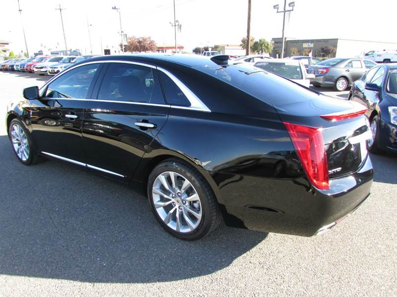2015 Cadillac XTS Luxury 4dr Sedan - Modesto CA