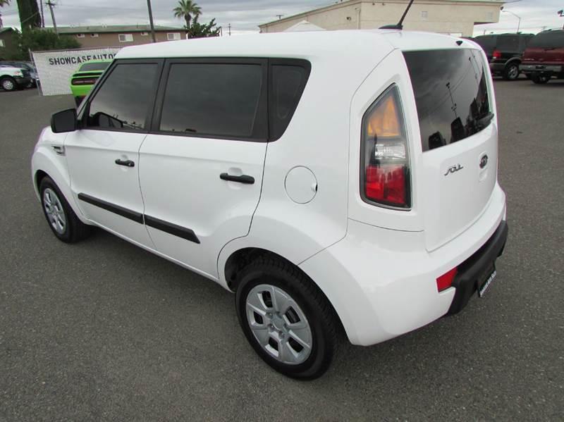2011 Kia Soul Base 4dr Wagon - Modesto CA