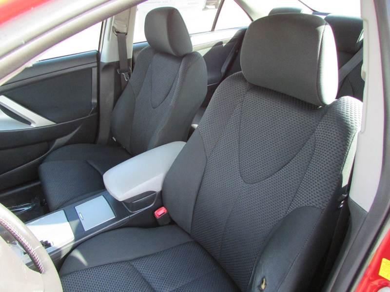 2011 Toyota Camry SE 4dr Sedan 6A - Modesto CA