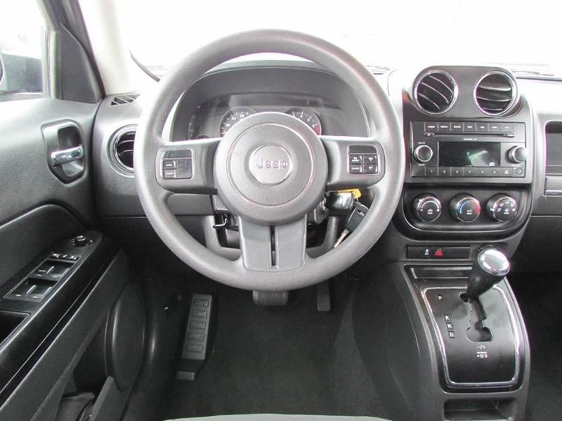 2011 Jeep Patriot 4x4 Sport 4dr SUV - Modesto CA