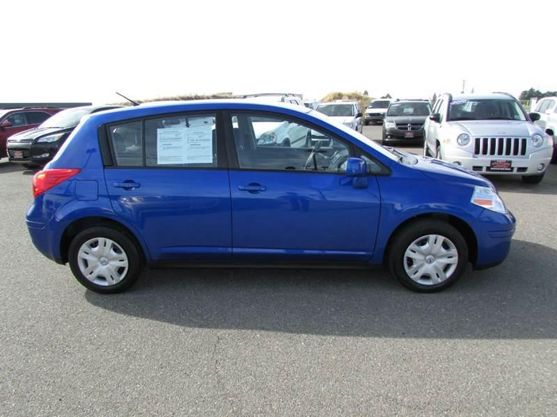 2012 Nissan Versa 1.8 S 4dr Hatchback 4A - Modesto CA