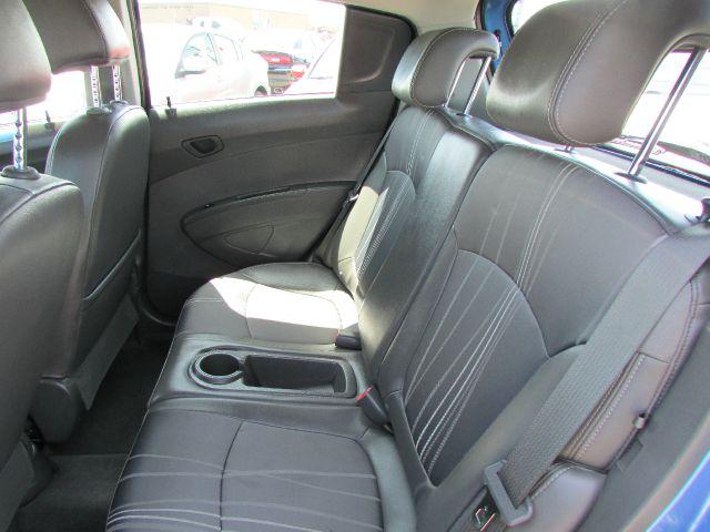 2013 Chevrolet Spark 1LT Manual 4dr Hatchback - Modesto CA