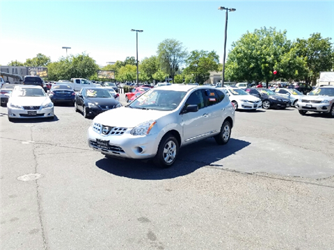 Nissan Rogue For Sale Modesto Ca Carsforsale Com