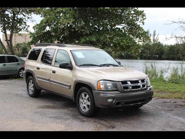 2004 ISUZU ASCENDER S 7 PASSENGER 4DR SUV gold miami auto wholesale is a family owned and operate