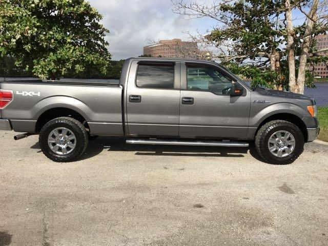 2009 FORD F-150 XL grey miami auto wholesale is a family owned and operated dealership that provi
