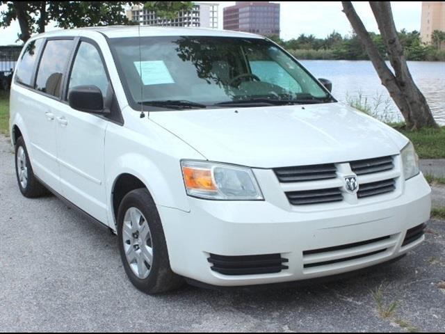 2011 DODGE GRAND CARAVAN EXPRESS 4DR MINI VAN white used cars  dodge grand caravan  express