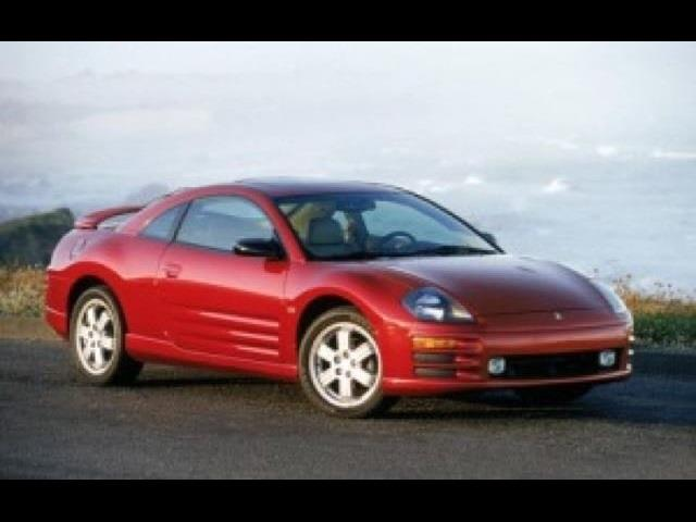 2002 MITSUBISHI ECLIPSE RS 2DR HATCHBACK black miami auto wholesale is a family owned and operate