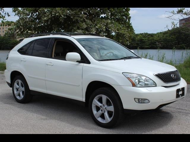2007 LEXUS RX 350 BASE AWD 4DR SUV millennium silver metallic always serviced no accidents c