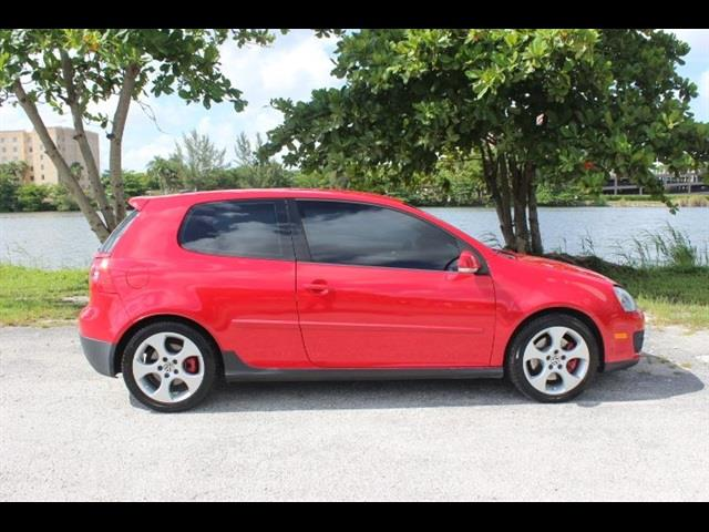 2008 VOLKSWAGEN GTI red great car excellent condition miami auto wholesale is a family owne