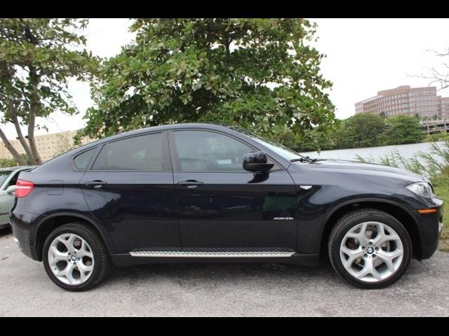 2012 BMW X6 XDRIVE35I AWD 4DR SUV midnight blue  we finance everyone  this one is loaded