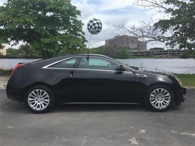 2012 CADILLAC CTS 36L PERFORMANCE 2DR COUPE black back up camera miami auto wholesale is a fa