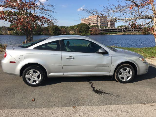 2006 CHEVROLET COBALT LS 2DR COUPE silver used cars  chevrolet cobalt  financing available