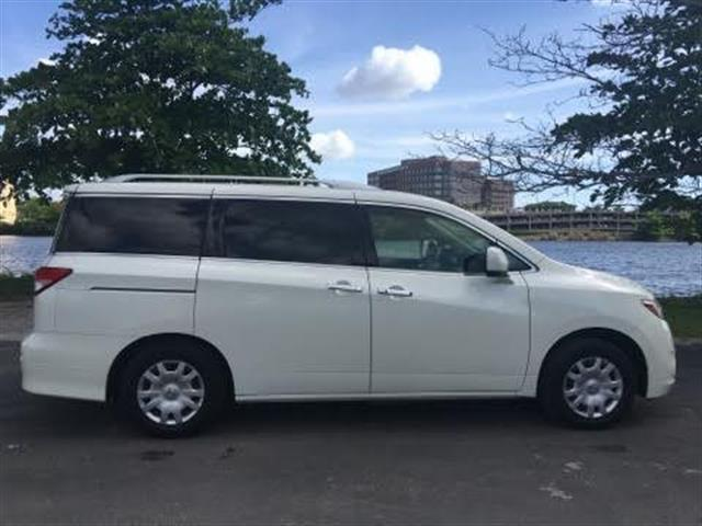 2012 NISSAN QUEST 35 SL 4DR MINI VAN white miami auto wholesale is a family owned and operated de