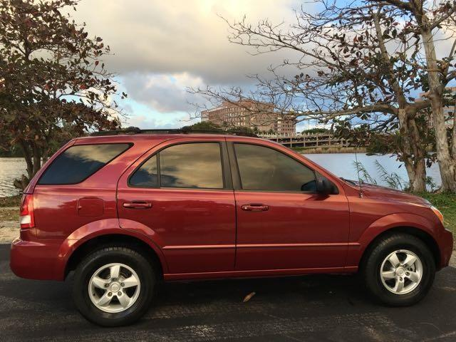 2006 KIA SORENTO LX 4DR SUV WAUTOMATIC burgandy miami auto wholesale is a family owned and opera